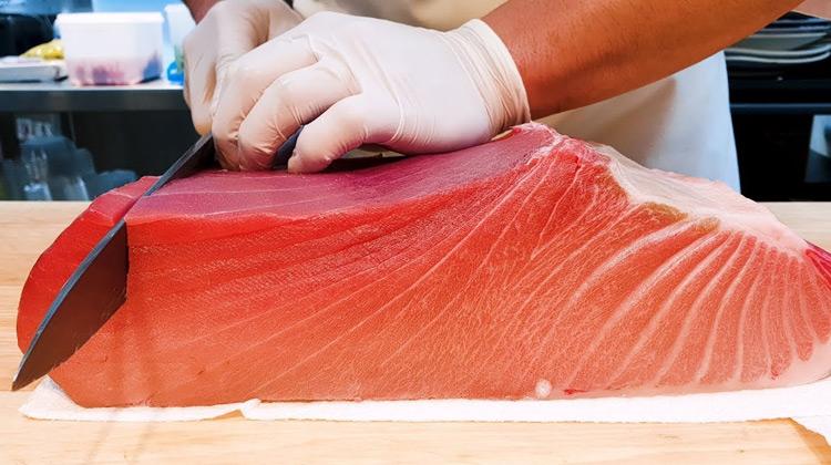 Kuliner Channel - Pengolahan Ikan Tuna Cara Profesional