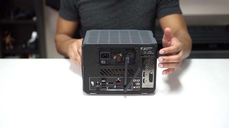 TechCom - Merakit Mini ITX PC