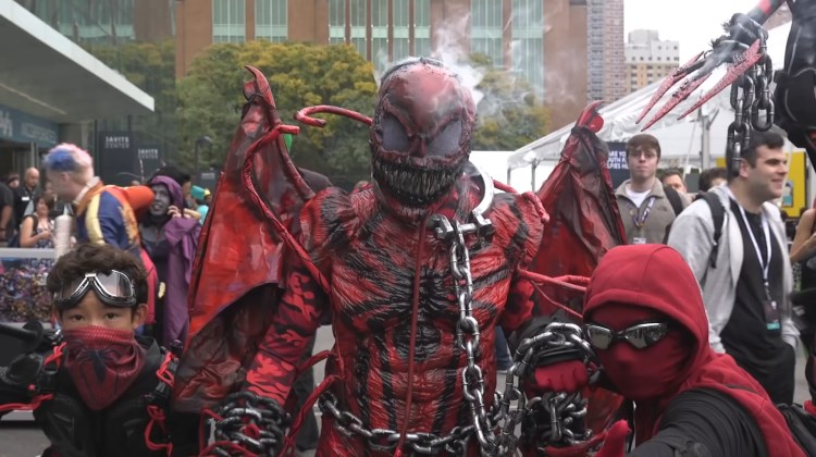 Susu Bendera - The Best Cosplay From New York