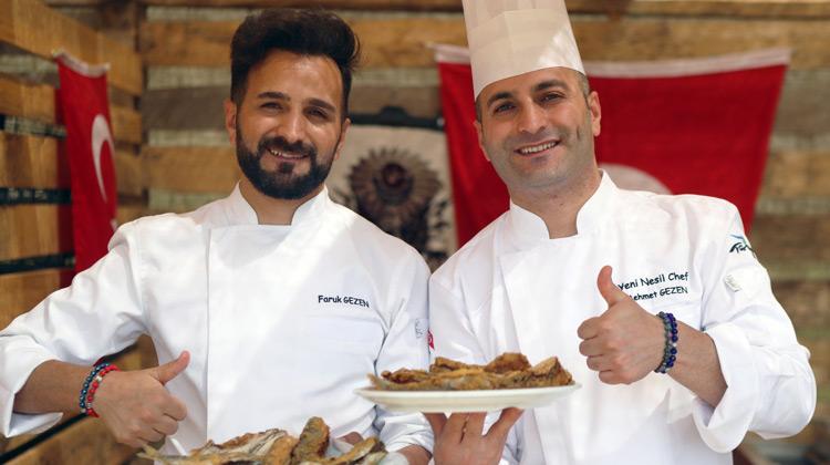 Kuliner Channel - Kompilasi Aksi CHEF Faruk Gezen | Food is Life