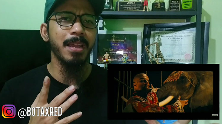 botaxred - 6 FILM TENTANG SULAP YANG WAJIB KALIAN TONTON #KABARSULAP