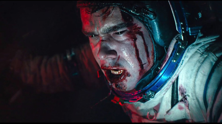 Scenes Movie - Sputnik Official Trailer 2020 Horror movie