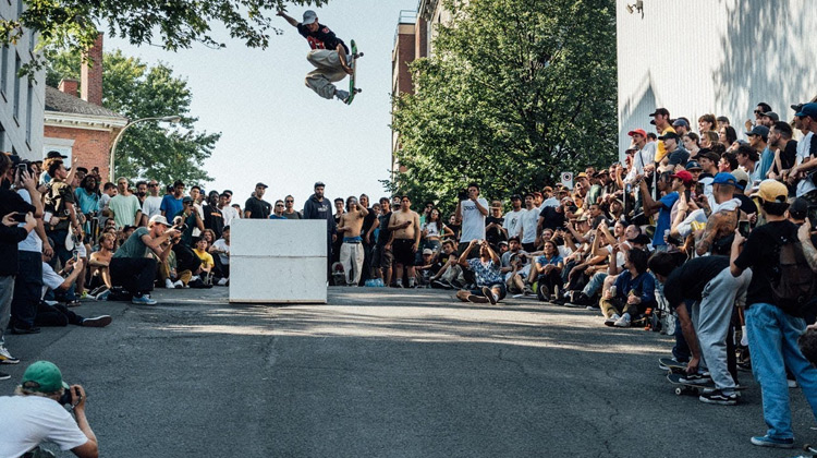 Show Moment - Dime Street Challenge