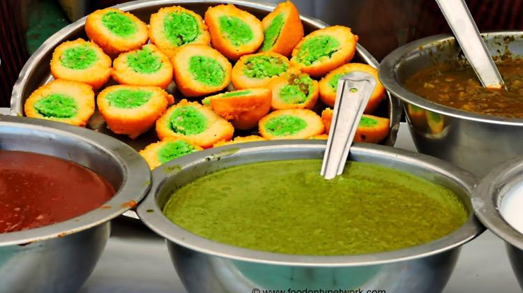 Kuliner Channel - Aneka Kiliner Vegetarian India | Street Food