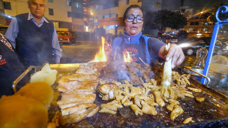 Kuliner Channel - Street Food in Peru - ULTIMATE 14-HOUR PERUVIAN FOOD + Market Tour in Lima