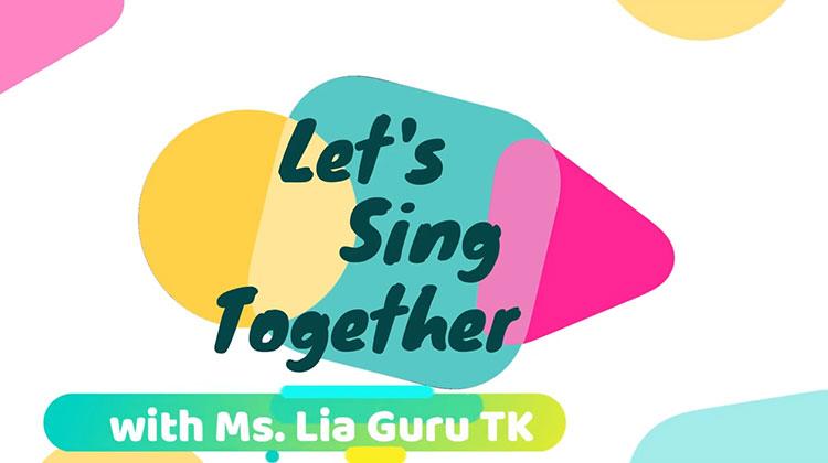 Ms. Lia Guru TK - The Colors Song with blocks Mari Bernyanyi Lagu Tentang Warna