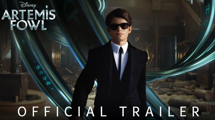 Scenes Movie - Disney Artemis Fowl | Official Trailer