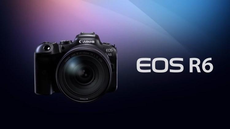 TechCom - Gimana sih Bentuk Canon EOS R6