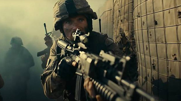 Scenes Movie - THE OUTPOST Official Trailer (2020) Scott Eastwood