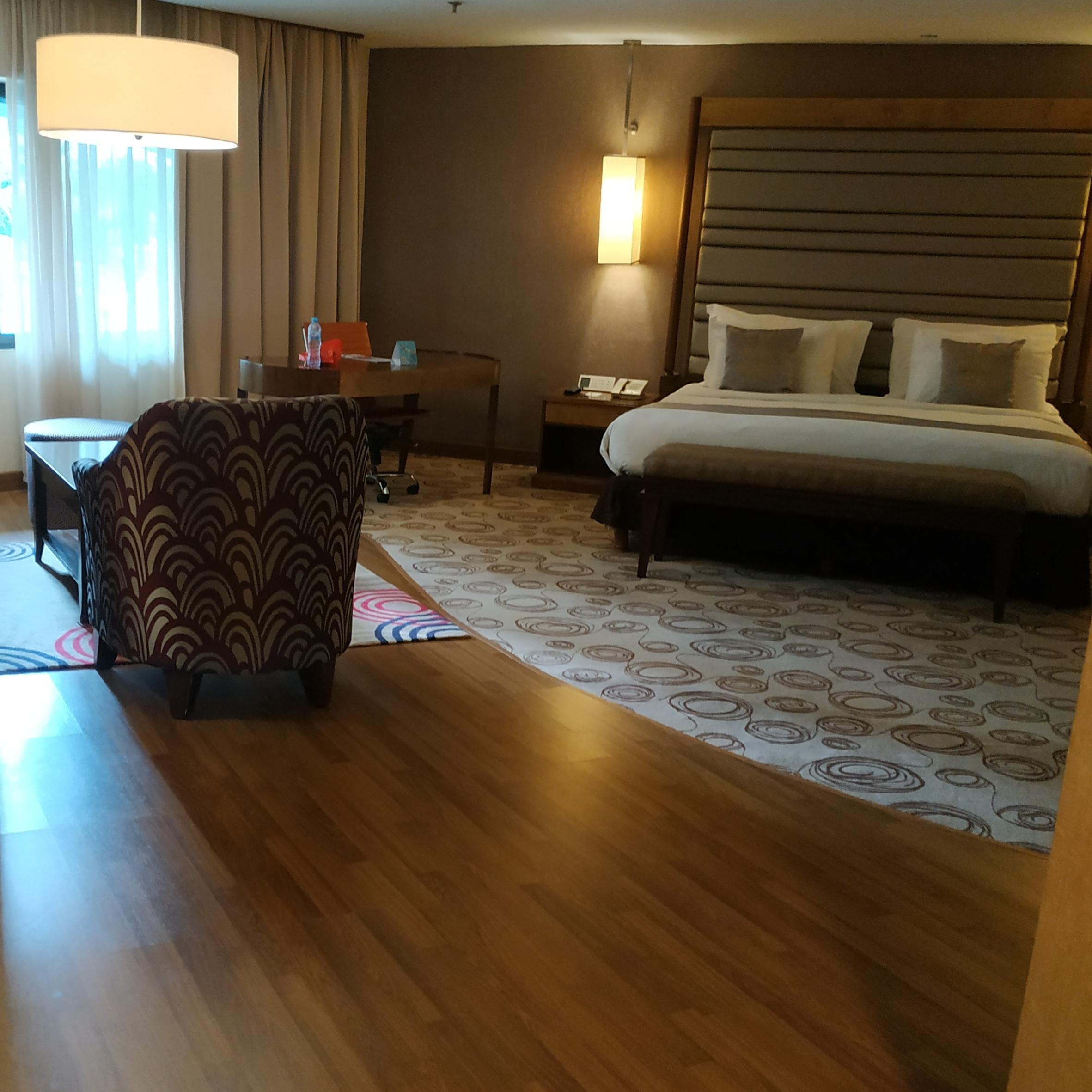 Mother of cat - [Review Hotel] Grand Sahid Jaya Jakarta