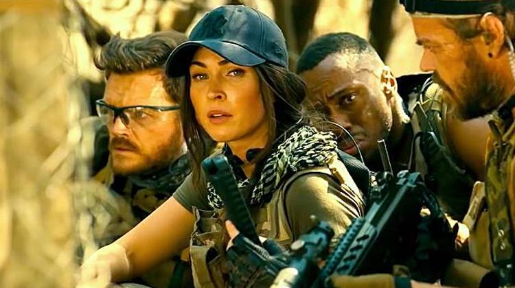 Scenes Movie - Rogue - Official Trailer 2020