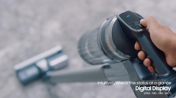 TechCom - Samsung Jet 75 Pembersih Rumah Pintar