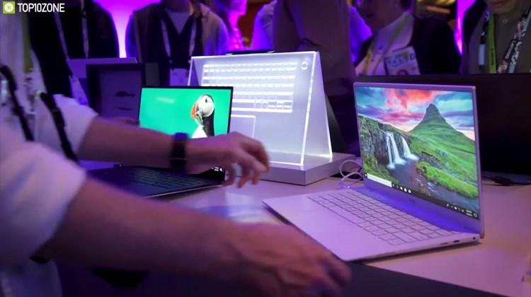 TechCom - 10 Laptop paling Inovatif