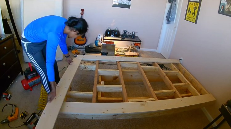DIY Channel - Timelapse Pembuatan Floating Bed