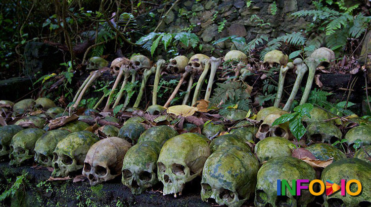 Infodio - 5 Wisata horror di Indonesia