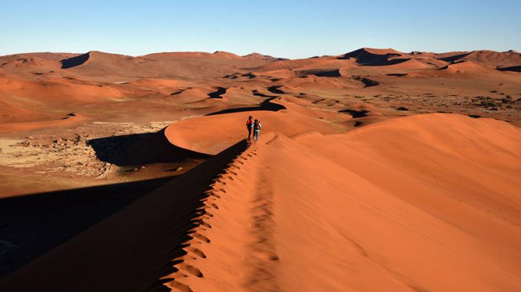 Traveling World - Explor Negara Namibia dengan Kereta Api