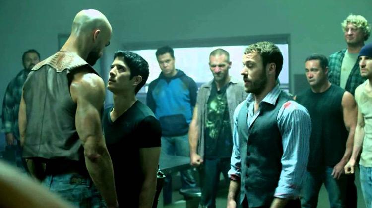 Scenes Movie - EXTRACTION Paul Duke - Fight Scene