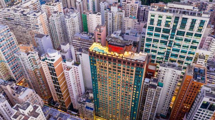 Traveling World - Keindahan Kota Hong Kong dari Atas