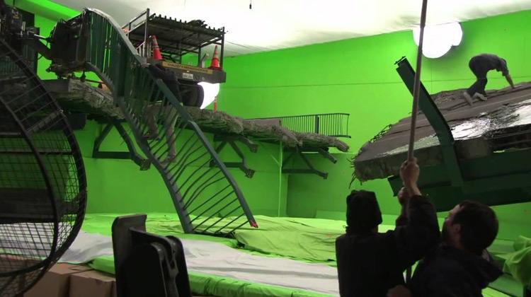Scenes Movie - Final Destination 5 - Behind The Scenes 3