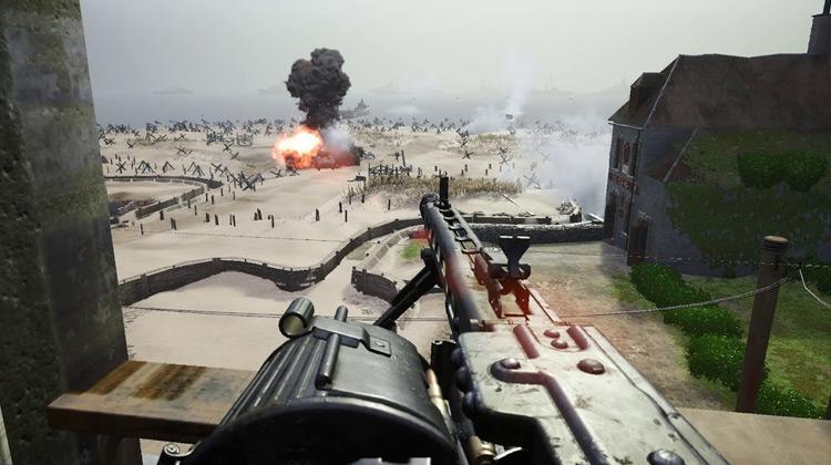 Post Scriptum: Day of Days - MG42 vs. Utah Beach Invasion