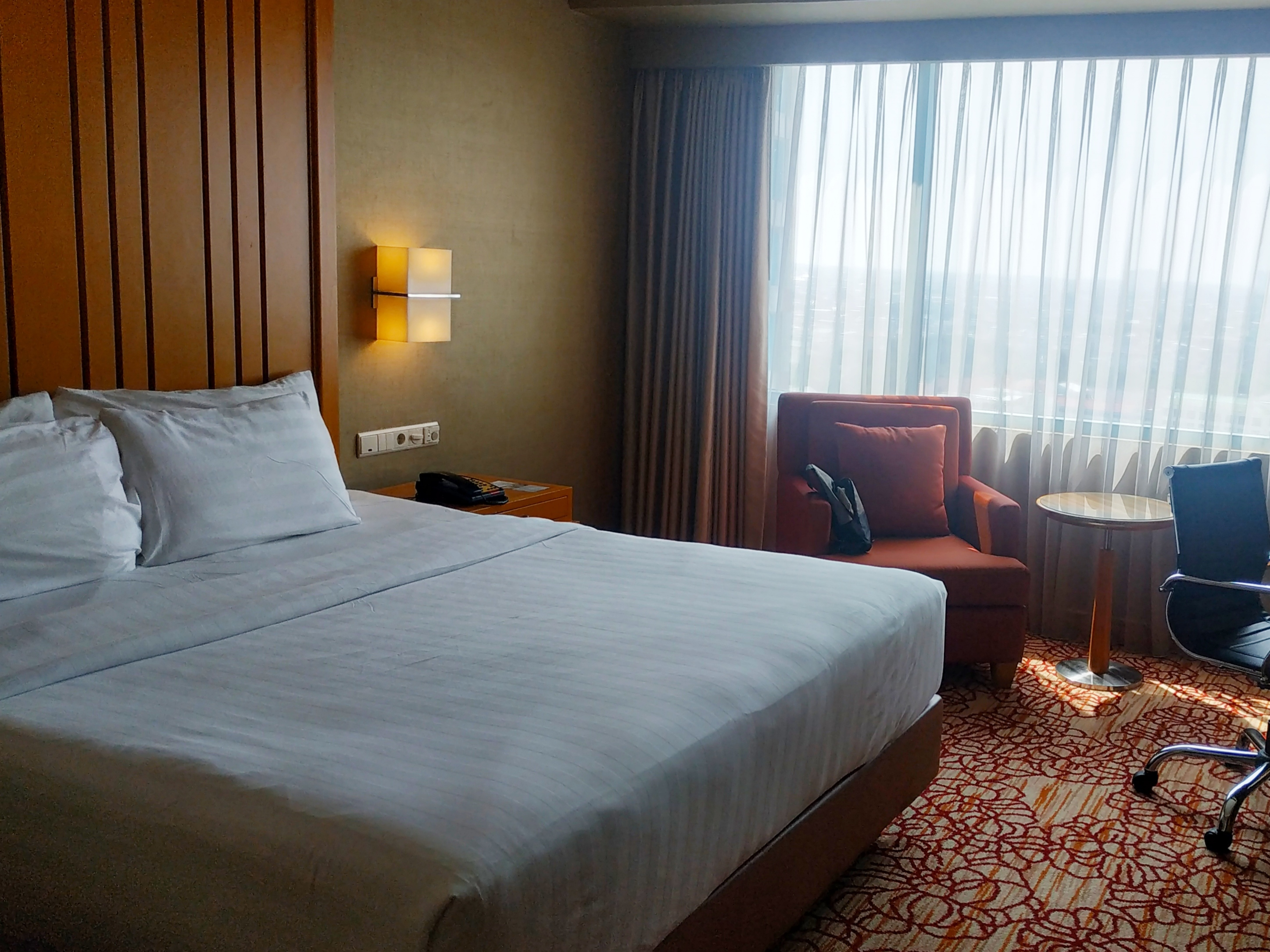 Mother of cat - [Review Hotel]Staycation ala new normal - Ciputra Deluxe Room