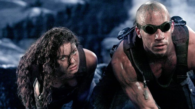 Scenes Movie - The Chronicles of Riddick | Vin Diesel's Final Fight