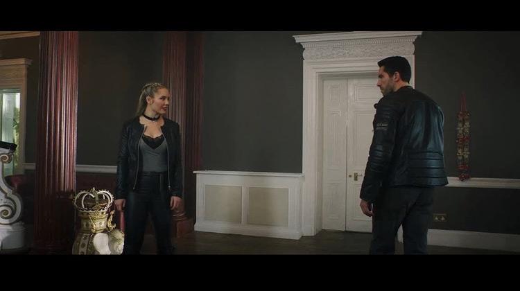 Scenes Movie - Accident Man - Scott Adkins vs Amy Johnston Fight Scene