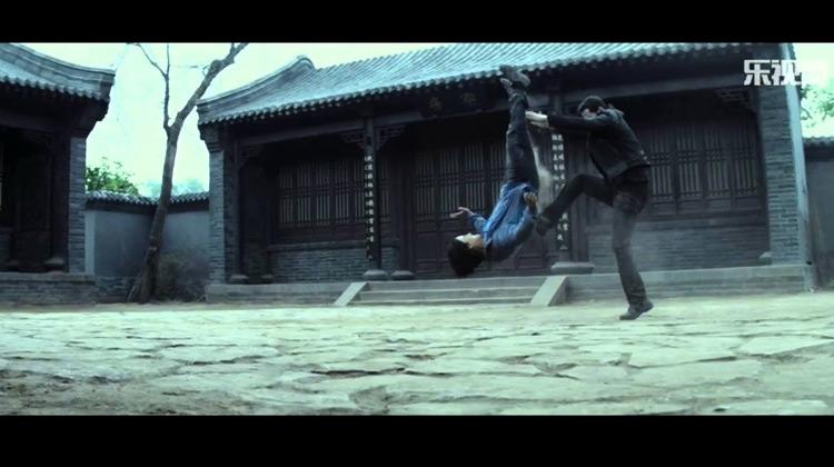 Scenes Movie - Man of Tai Chi Final Fight Scene