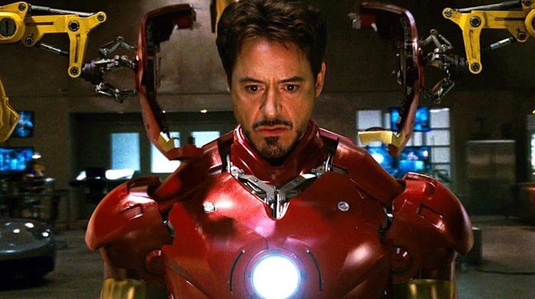 Scenes Movie - Kompilasi Aksi Iron Man Dengan Baju Robotnya