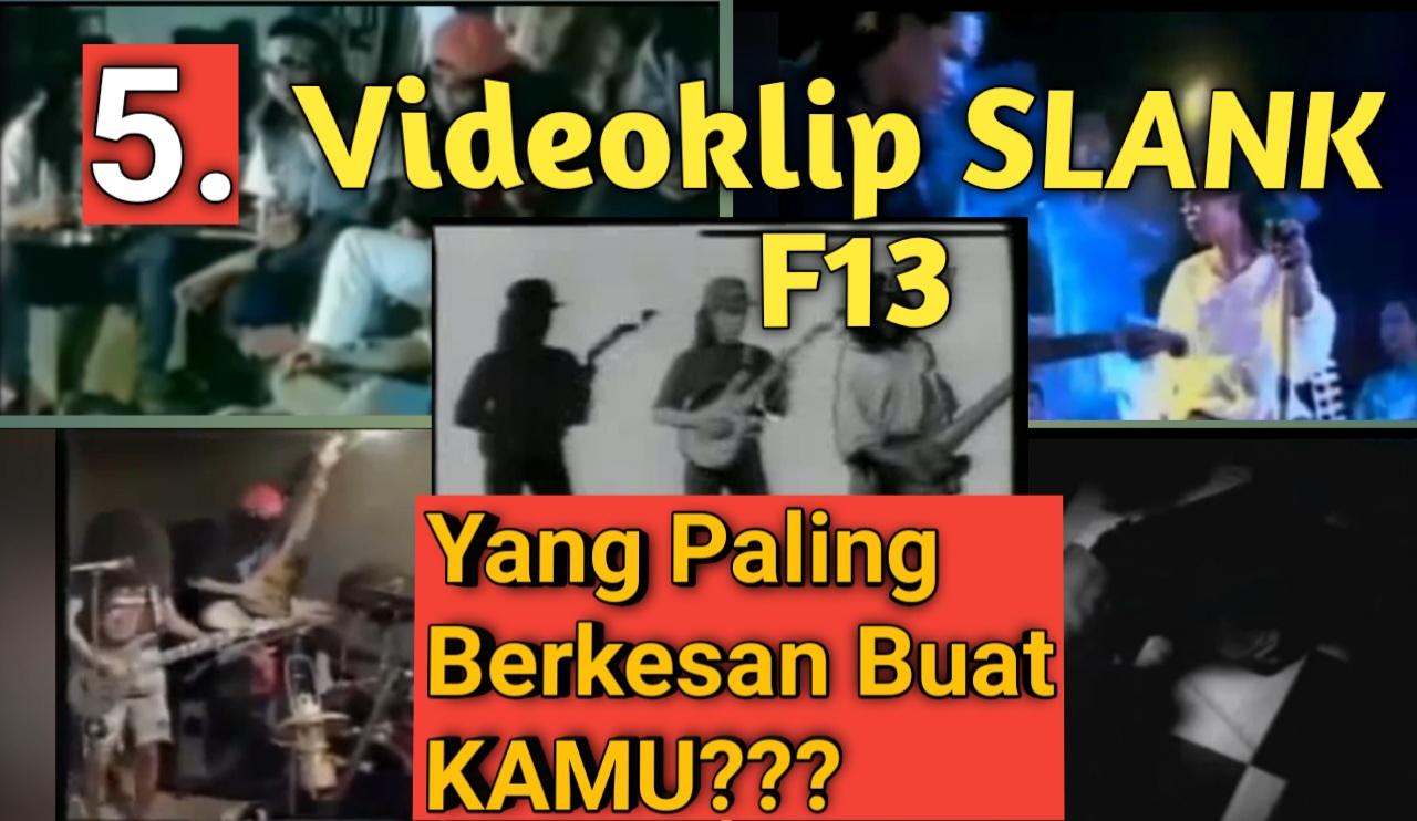 Yozar channel - 5 Videoklip SLANK F13