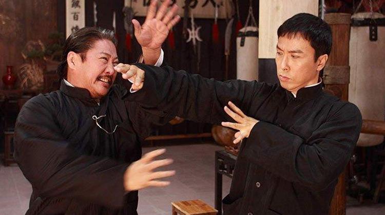 Scenes Movie - Legend Of The Grandmaster | Ip Man Tribute | Epic Cinematic