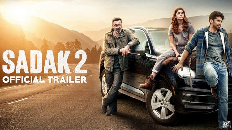 Scenes Movie - Sadak 2 Official Trailer 2020