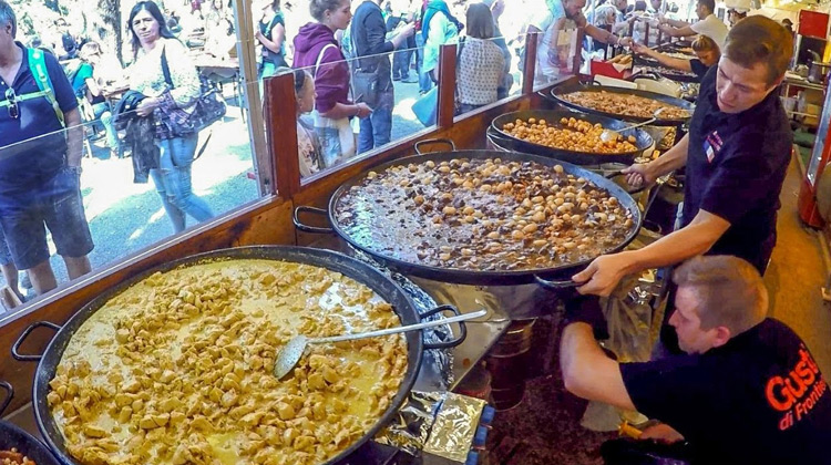 Kuliner Channel - Aneka Street Food Prancis - Pesta Kuliner Prancis