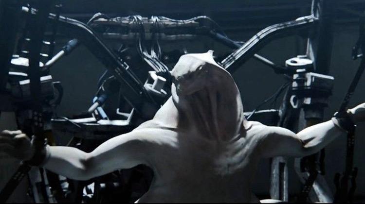 Scenes Movie - Sci-Fi Short Film - R'ha