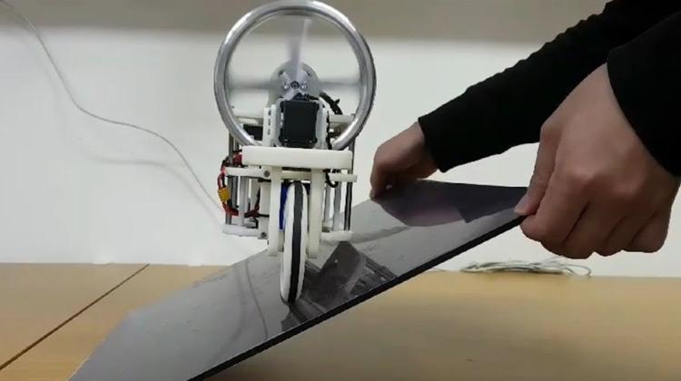 Kepo Media - Cara Kerja System Balancing Motorcycle