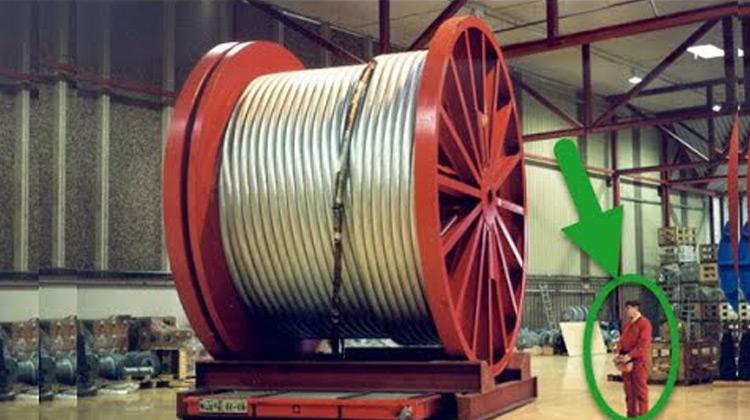 Kepo Media - Begini Proses Pembuatan Tali Kabel Baja