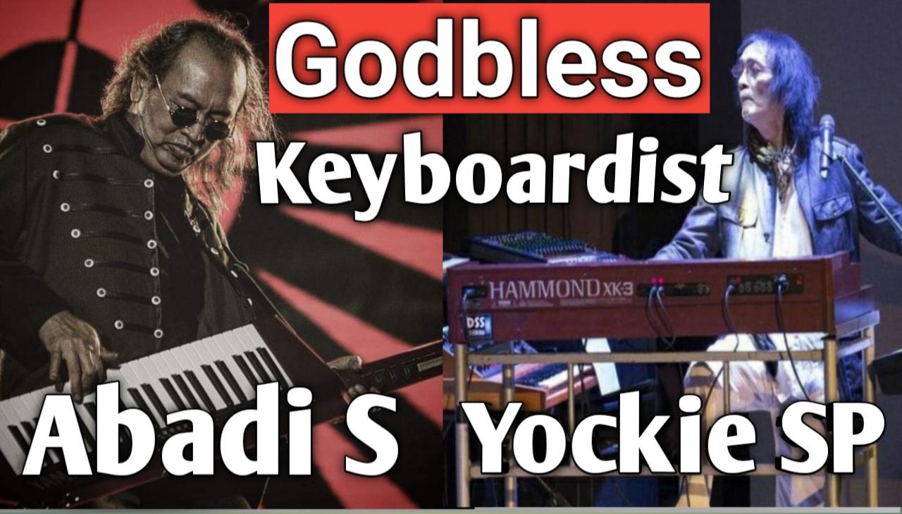 Yozar channel - 2 Sosok Keyboardist GODBLESS