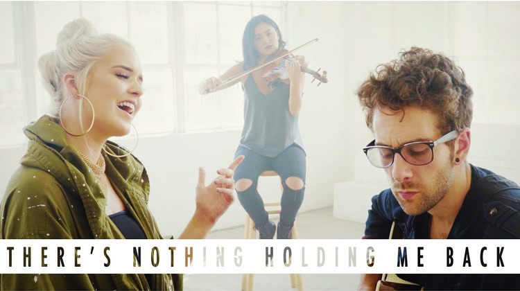 Ballads Channel - KHS, Macy Kate, Will Champlin - THERE'S NOTHING HOLDING ME BACK (Music Cover)
