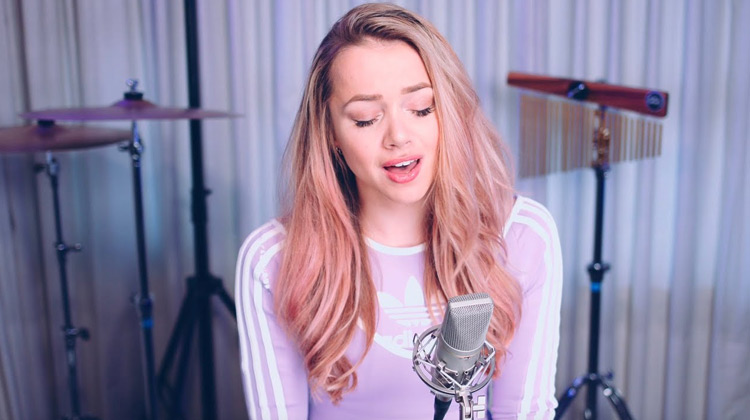 Ballads Channel - Emma Heesters - Into You (Music Cover)