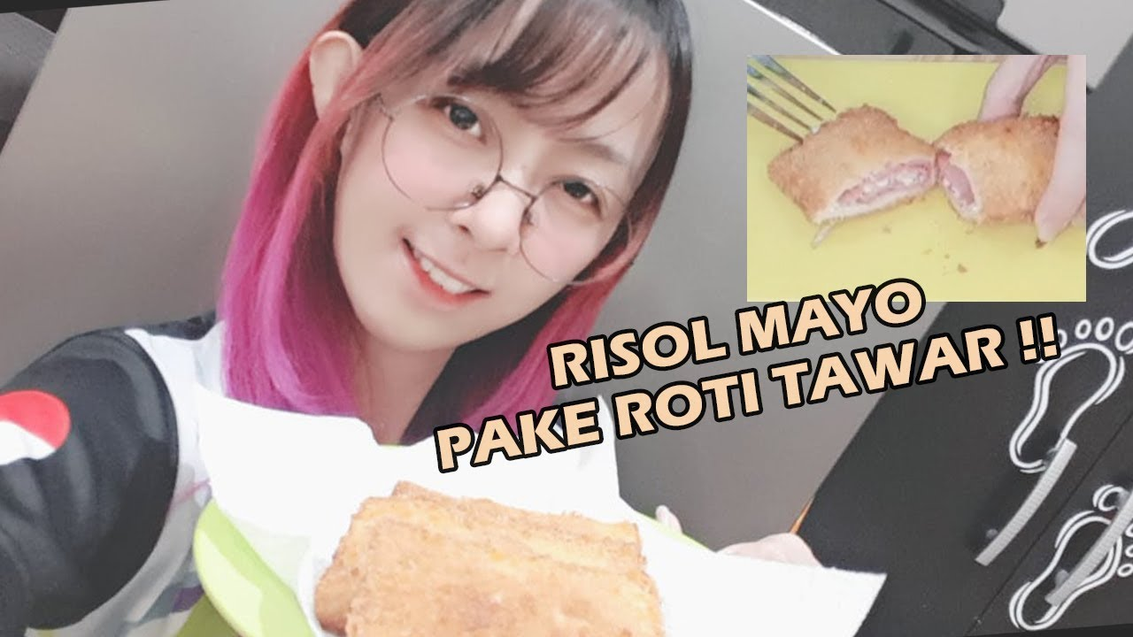 Mocharon - RESEP RISOL MAYO GAMPANG DAN GAK RIBET PAKE ROTI TAWAR