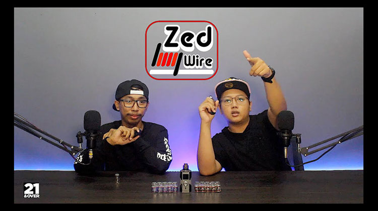 BANGBANGTUT.TV - ZED WIRE | COIL ENAK MADE IN TANGSEL | Ares2
