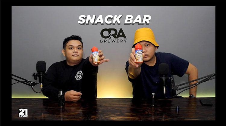 BANGBANGTUT.TV - SNACK BAR by ORA BREWERY  LIQUID YANG LAGI HITS