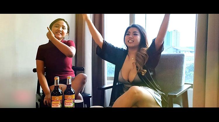 Angellinapinky - CRAZY GIRLS HAVING FUN EPS 3 Q&A PERTANYAAN MENJEBAK BENER GAK SIH