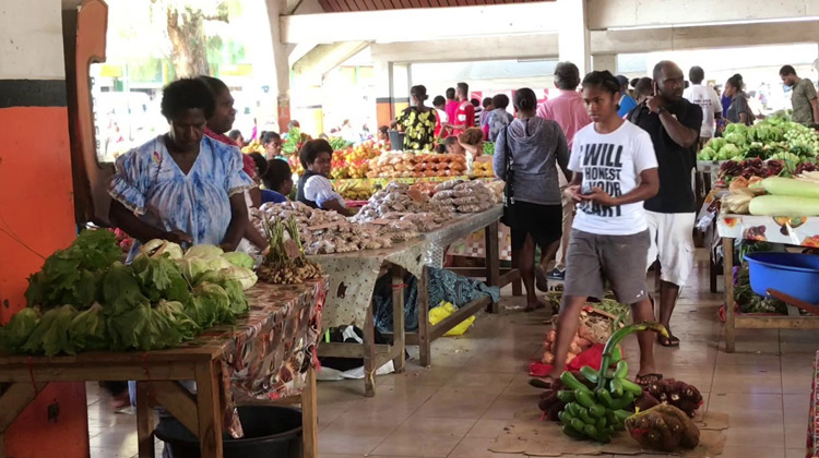 Traveling World - Walking Around Port Vila In Vanuatu