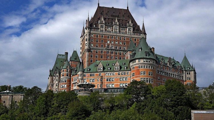 Traveling World - Quebec City Kota Bersejarah di Kanada