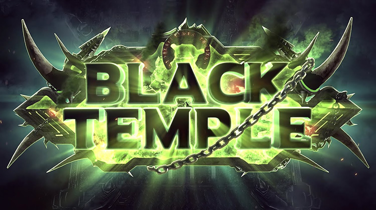 Black Temple Trailer 2020 (Game)