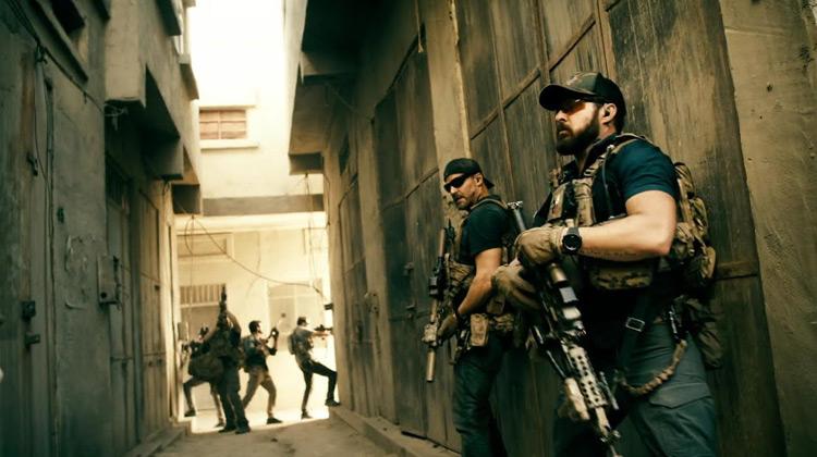 Scenes Movie - SEAL Team - Bravo - Last One Standing - Best Action
