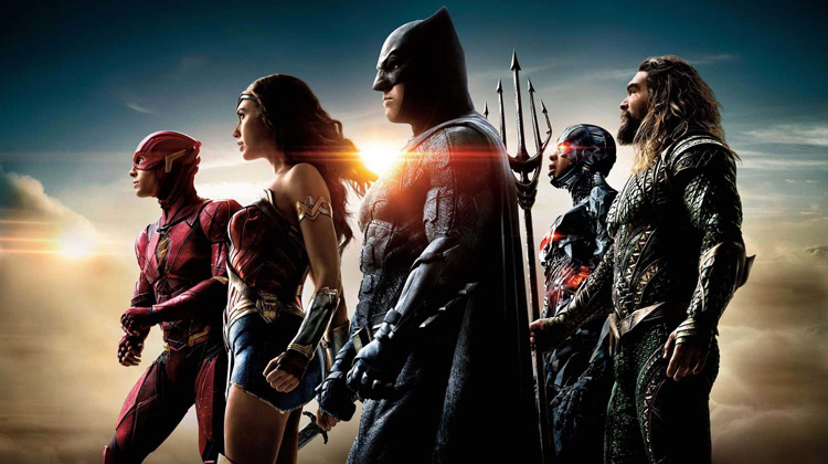 Scenes Movie - Justice League: The Snyder Cut - Official Trailer (2021)