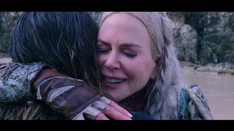 Scenes Movie - Aquaman Meets his Mom | Aquaman (2018)