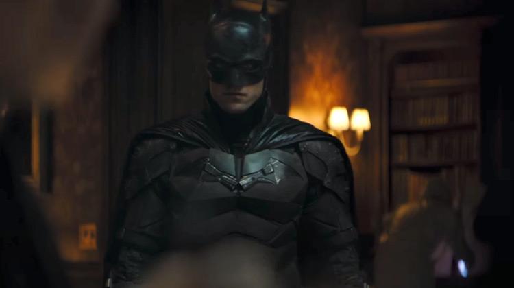 Scenes Movie - THE BATMAN Trailer 2020